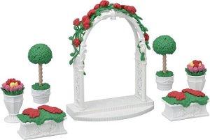 Sylvanian family SYLVANIAN FAMILIES Květinová výzdoba s bránou 5361