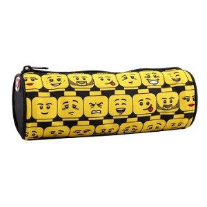 LEGO Minifigures Heads - pouzdro na tužky kulaté